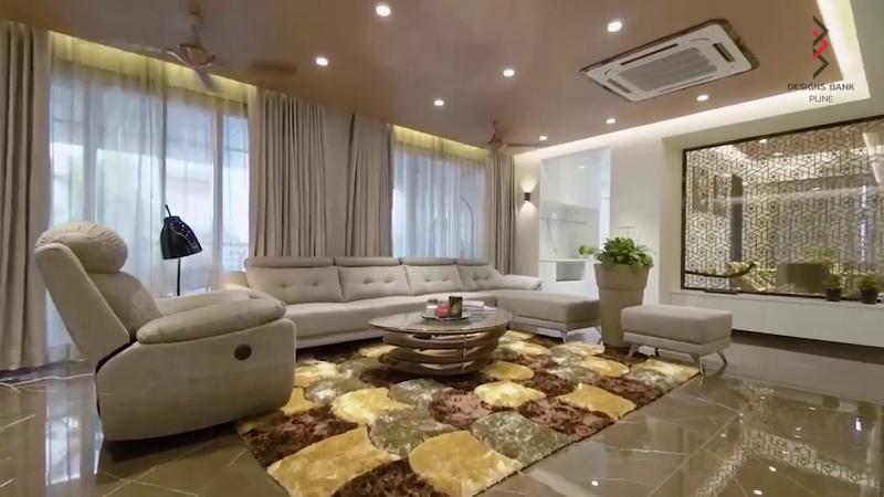 Luxury Interior Design in Pune by Designs Bank