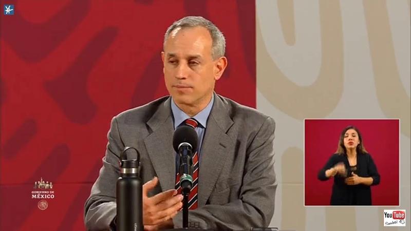Conferencia Dr Hugo López Gatell 2 Junio 2020 COVID19 Nueva Normalidad