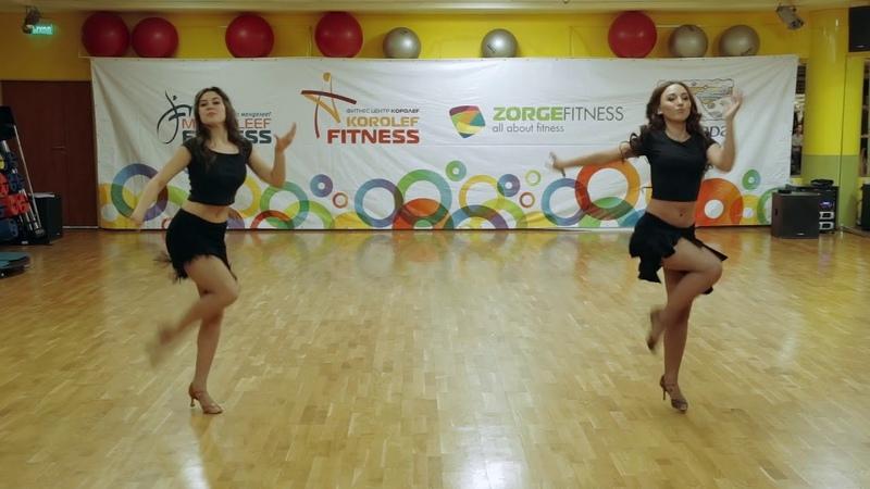 Samba Whenever Whenever Shakira соло латина solo latin dance choreo by Vladlena Volkova