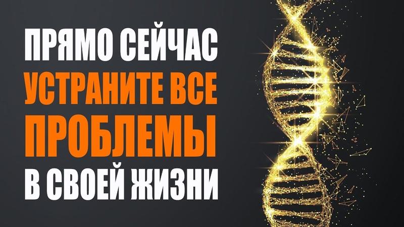 Страдания Закончились Активируйте Свои Божественные Коды ДНК и Устраните Все Проблемы в Своей Жизни