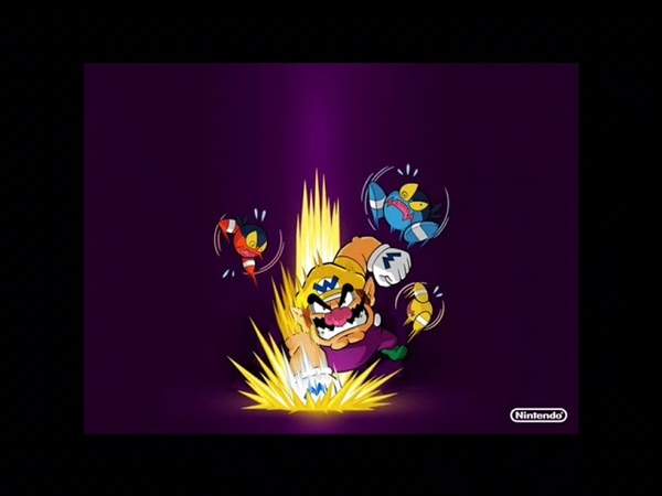 Have a rotten day! -Wario