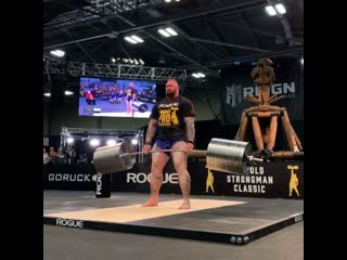 Становая тяга 465 кг влегкую