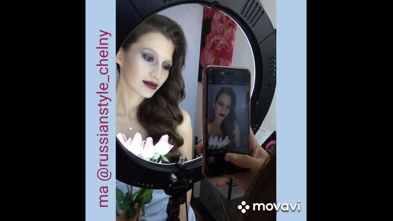 =mu hair Бекстейдж видео промо моделинг для ma RS 🏻Модель агентства ЛЕЙЛА Ш победительница конкурса NTM 2019