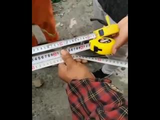 Вот тебе и точный инструмент!