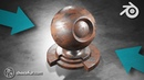 Metallic Shaders in Blender 2.8 - Materials Tutorial (Eevee)