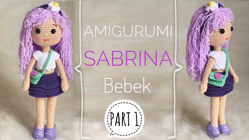 Amigurumi Defne Bebek Tarifi | Baby knitting patterns, Amigurumi ... | 450x800