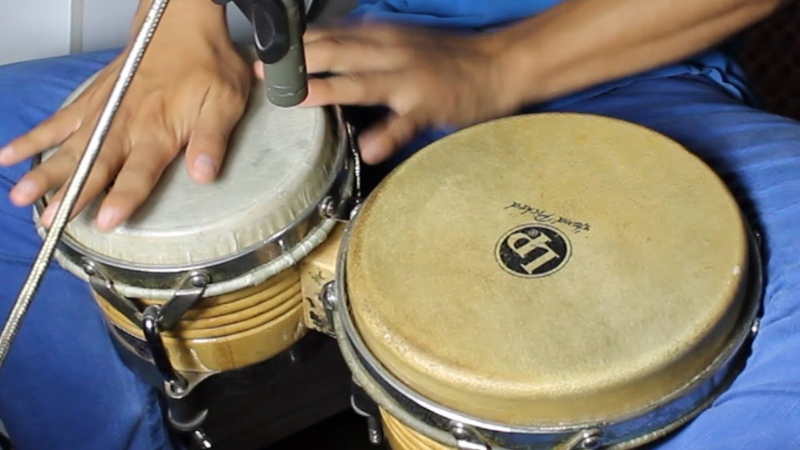 HOW TO PLAY CUMBIA ON BONGO CUMBIA BONGO REPIQUES PEPON CLASES DE PERCUSION