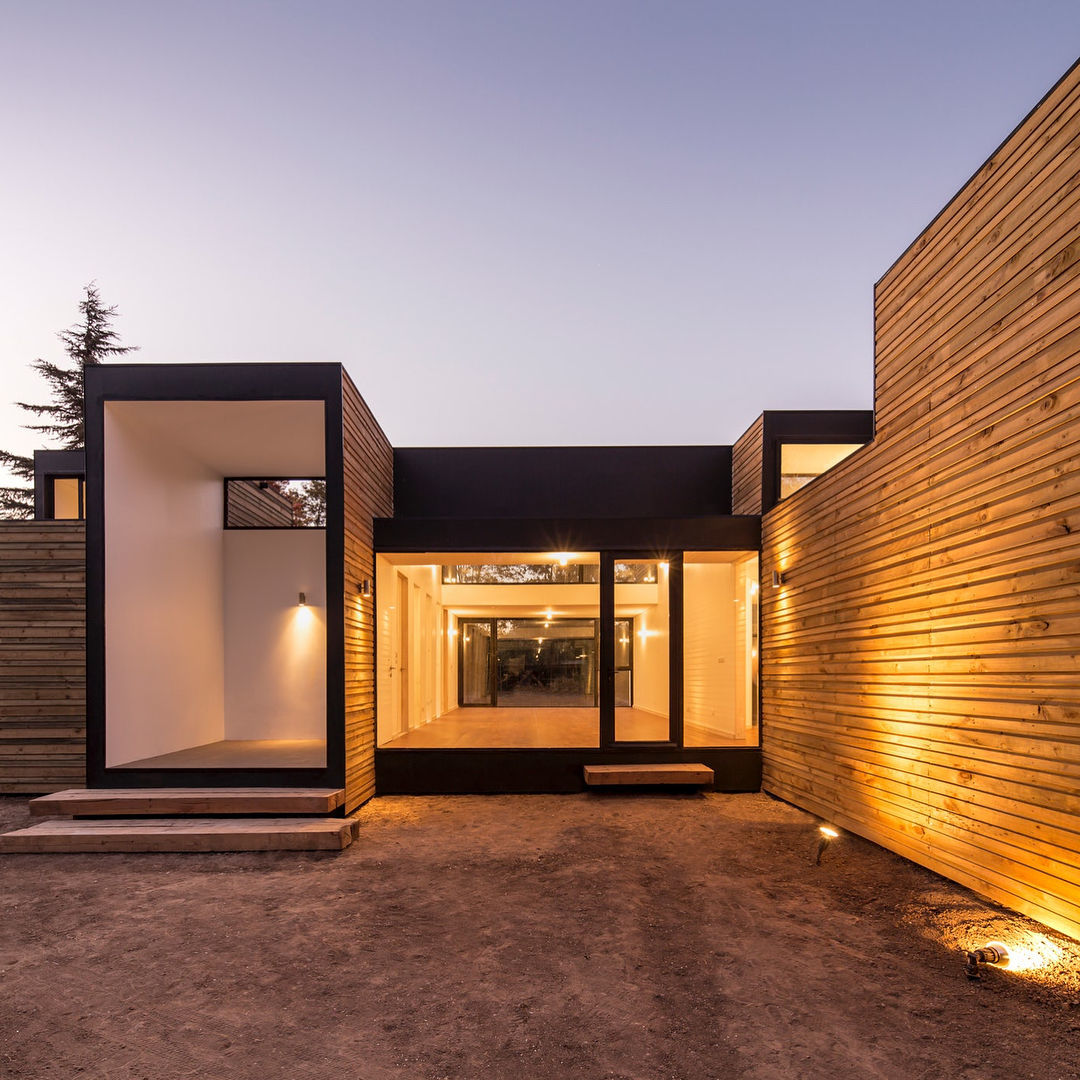 The cubic structure of SIP M3 HOUSE by ian hsu