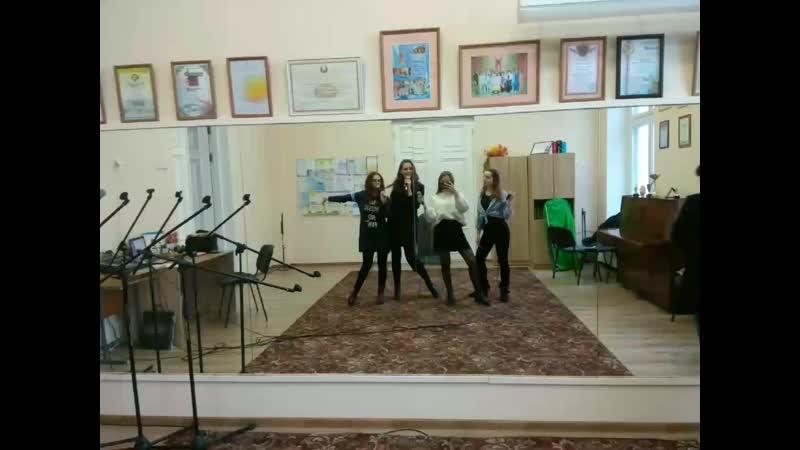 Квартет Образцовой студия эстрадной песни Апрель