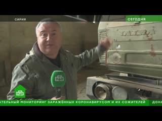 В пригороде сирийского Алеппо обнаружили сеть подземных тоннелей боевиков