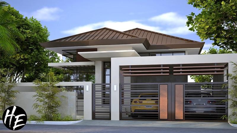 House Design Ideas l Modern Bungalow House Budget Friendly l Complete Plans