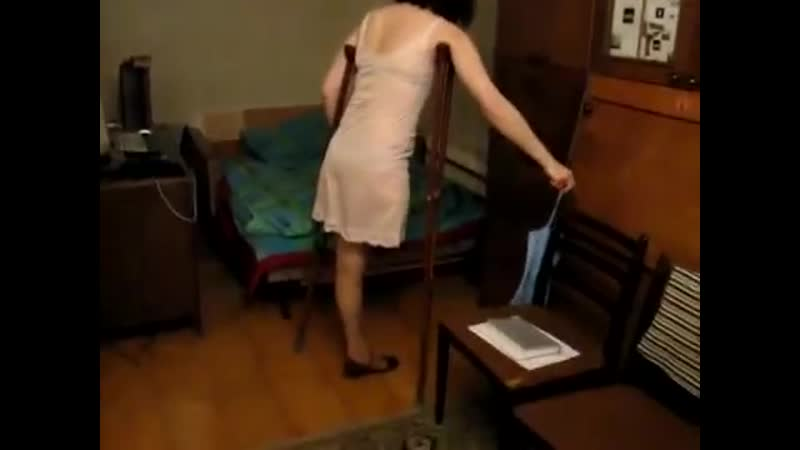 Amputee Tatjana Cha SaveYouTube com 360p