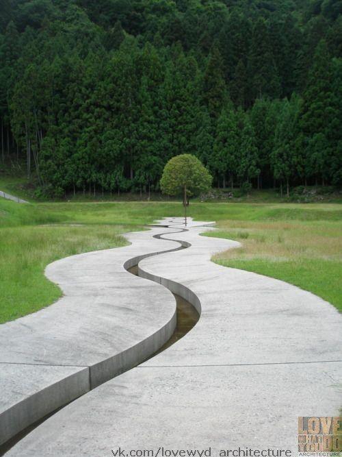 Landscape geometry