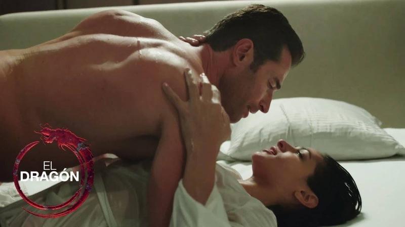 El Dragón Miguel imagina salvarle la vida a Adela y vivir un momento de pasión