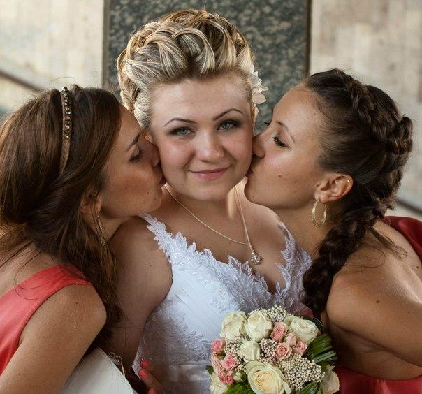 прическа на свадьбу подруге картинки ажурная