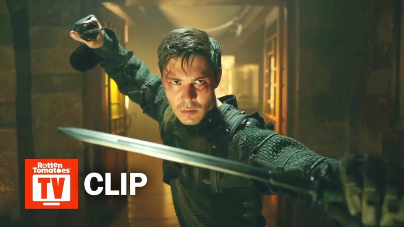 Into the Badlands S03E04 Clip 'Sneak Attack on Pilgrim's Fortress' Rotten Tomatoes TV