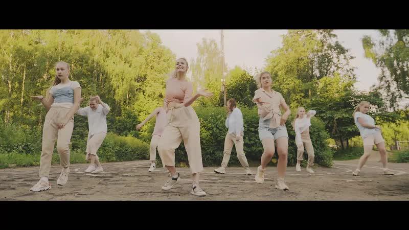 Art Dance исп Salatiel Pharrell Williams Beyoncé WATER choreographer Коряковцева Анна