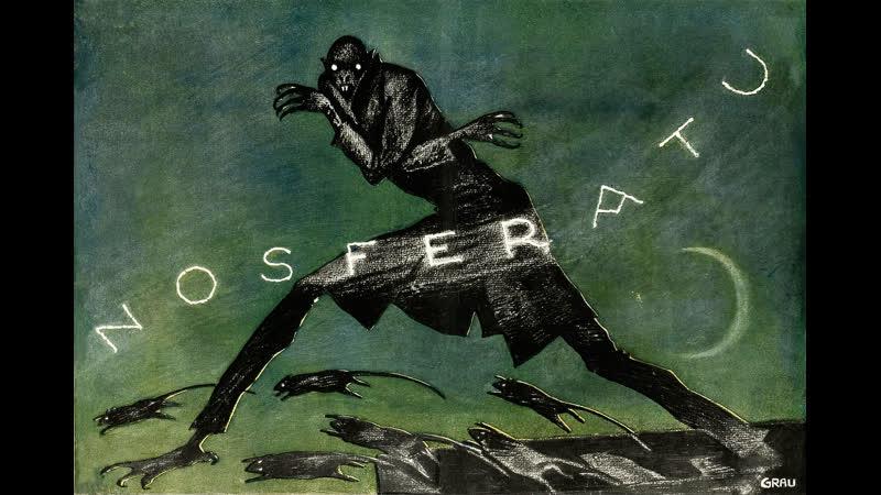 ᴴᴰ Носферату симфония ужаса Nosferatu eine Symphonie des Grauens 1922