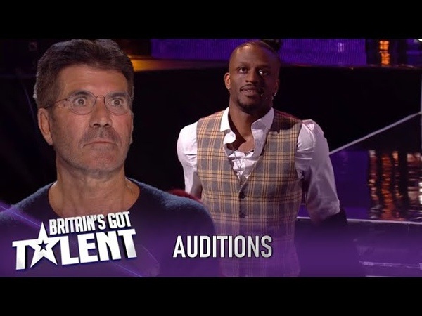 This Is Bigger Than Magic Magician Wows Everyone With Inspiring Act Britain's Got Talent 2020