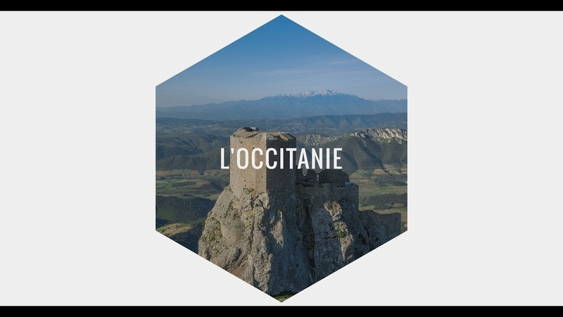 L'Occitanie Terre Cathare Drone Montage 4K Dron'Oc