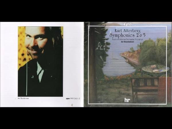 Kurt Atterberg Symphonie N°2 en Fa Majeur Op.6 I Allegro con moto Maestoso Largamente on Vimeo