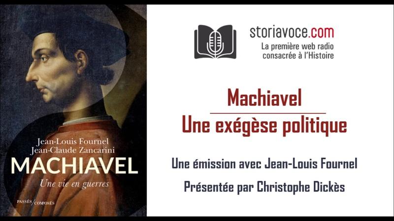 Machiavel une exégèse politique et pratique