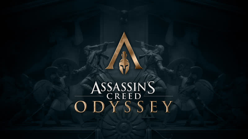 Assassins Creed Odyssey №3 В поисках команды