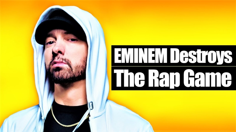 Every Diss On EMINEM's Music To Be Murdered By Album EMINEM Vs The Rap Game