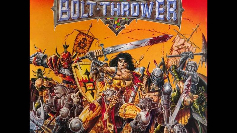 Bolt Thrower War Master Full Album