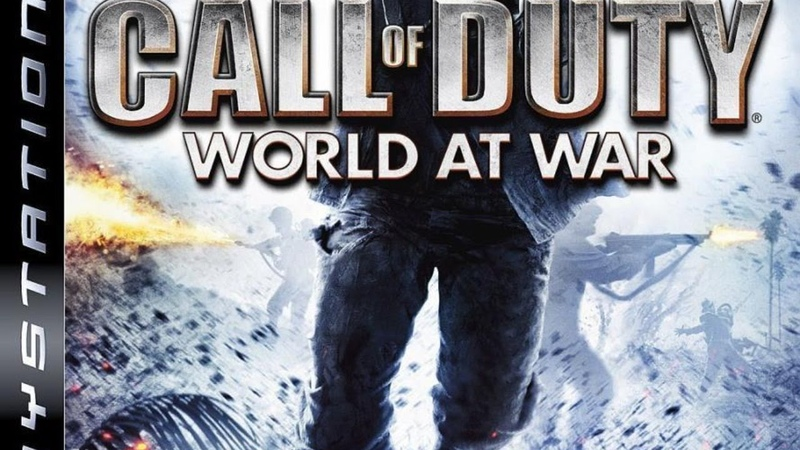 Бессмертная классика Call of duty World at War