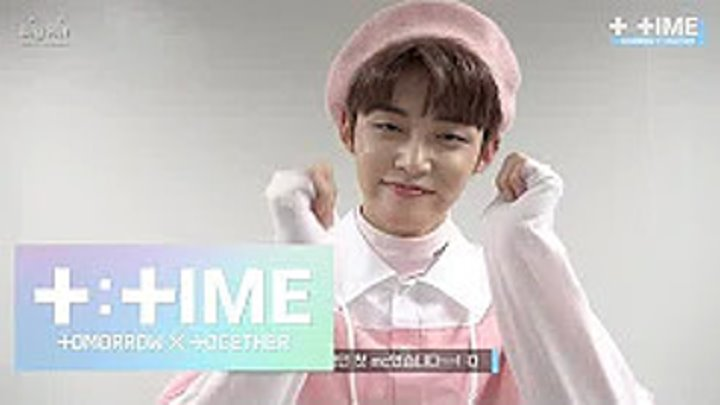 [RUS SUB] [TTIME] 1St Challenge Of YEONJUN as a MC! - TXT (투모로우바이투게더)