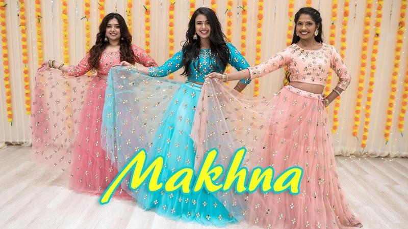 Makhna Drive Sangeet Choreography Jacqueline Fernandez Sushant Singh Rajput Team Naach