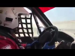 Когда сказали что Русские не умеют делать автомобили.)