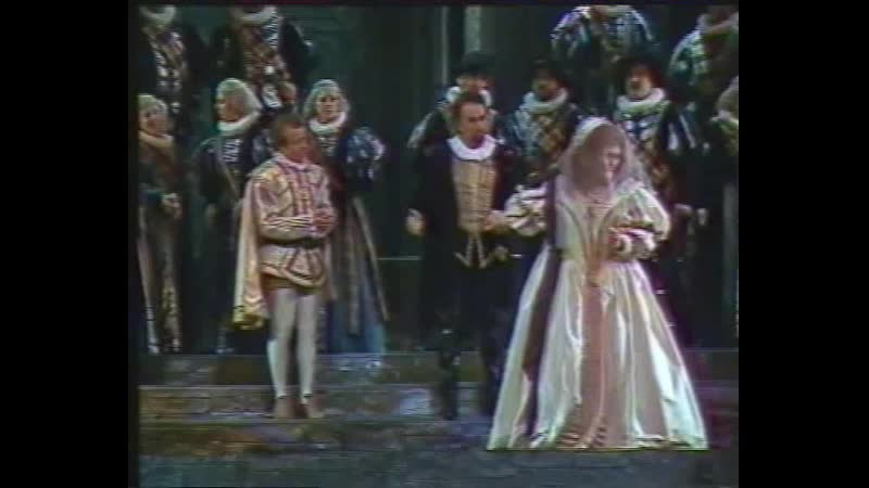 Доницетти Г Лючия ди Ламмермур Gran Teatre del Liceu 1988 г
