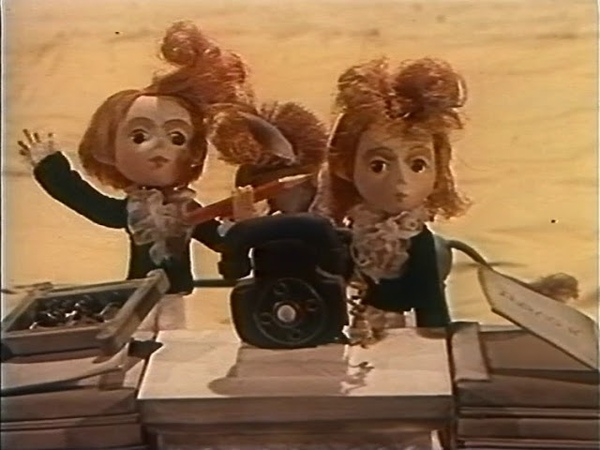 НЕЗНАЙКА В СОЛНЕЧНОМ ГОРОДЕ 4 серия Мультфильм советский для детей смотреть онлайн