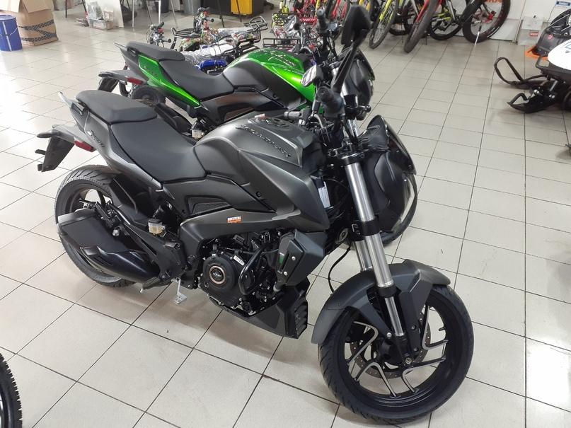 Обзор мотоцикла Bajaj Dominar, изображение №4