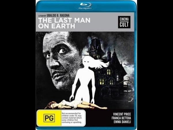 Последний человек на Земле The Last Man on Earth фантастический фильм ужасов