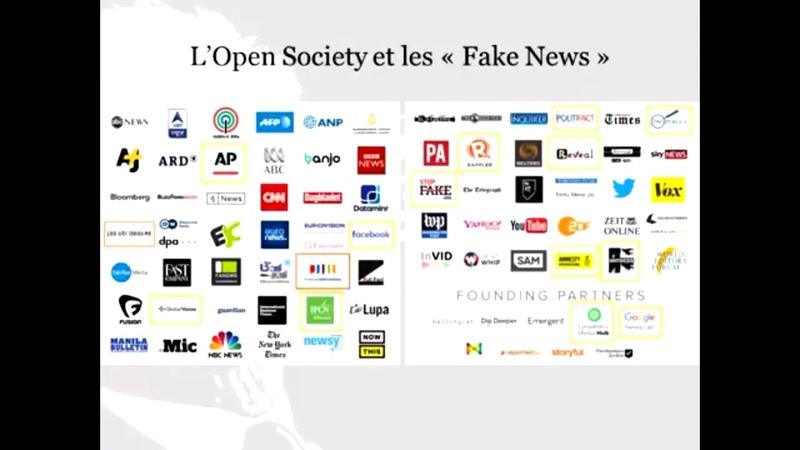 Open Society et les FakeNews