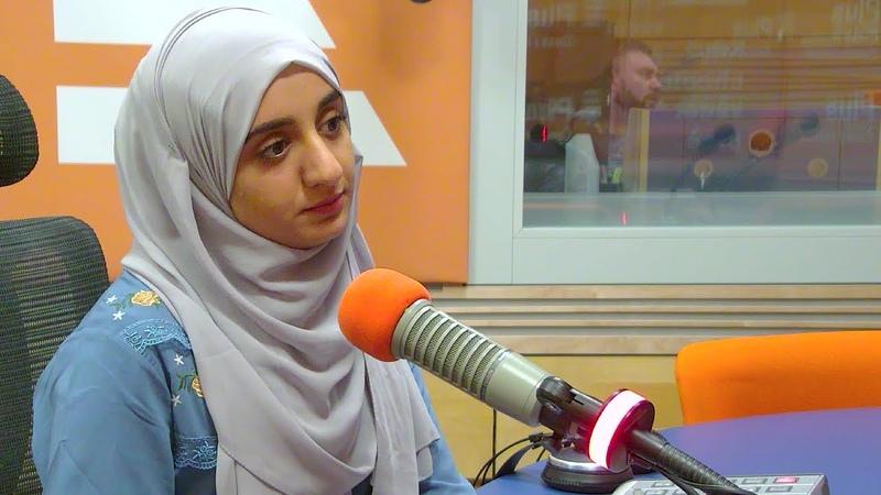 Eman Ghalebová Tato společnost potřebuje politiky co nezneužijí emoce a strach lidí pro své zájmy