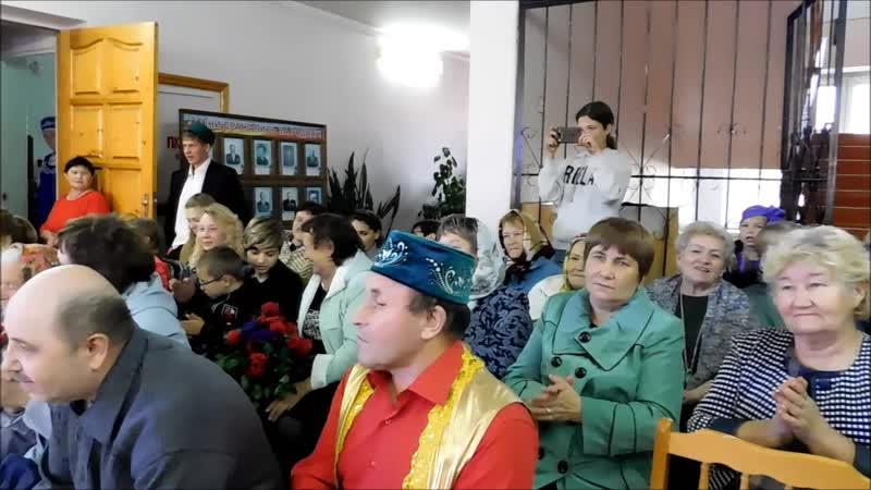 Бабье лето Концерт в Данауровке