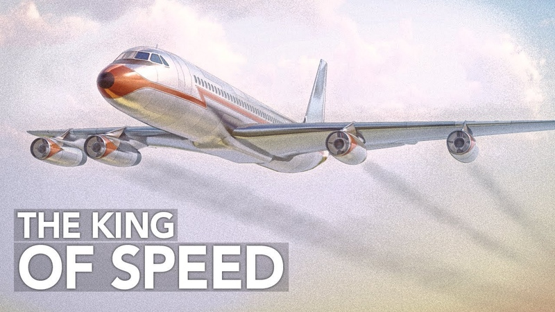 The World's Fastest Subsonic Airliner The Convair 990A Coronado