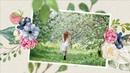 «Весенний букет» — шаблоны для создания слайд-шоу