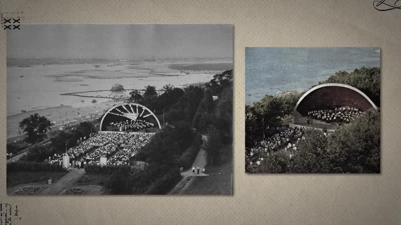 Александровский сад вчера и завтра