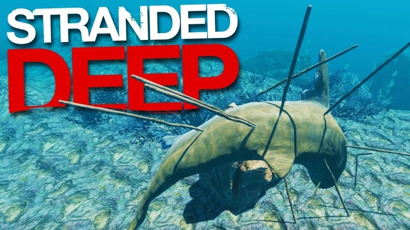 Stranded Deep Прохождение ⏩ Автожир