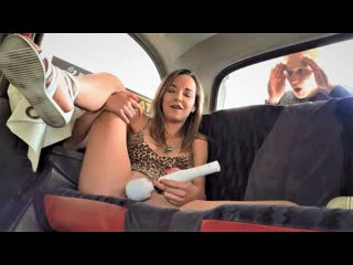 [YUTCH] [РАЗЪЕБАЛ ШЛЮХУ В ТАКСИ] Francys Belle - Neighbourly Sexual Favours [SEX PORNO МЕМ TAXI ORAL]