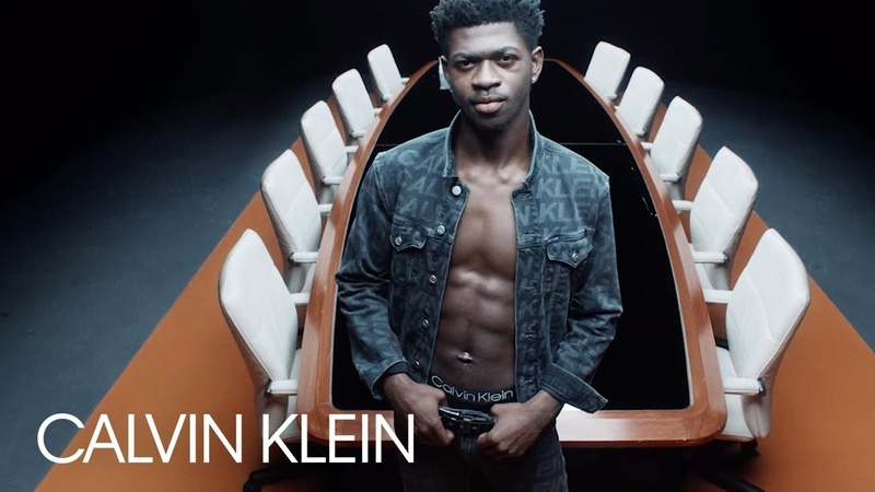 Justin Bieber Maluma Lil Nas X Kendall Jenner Sza and more DEAL WITH IT CALVIN KLEIN