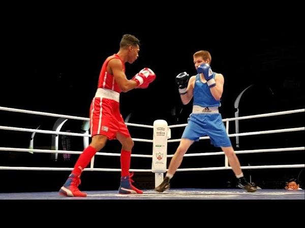 Armando Martinez Rabi CUB vs Blikertas Daniil RUS 60 kg