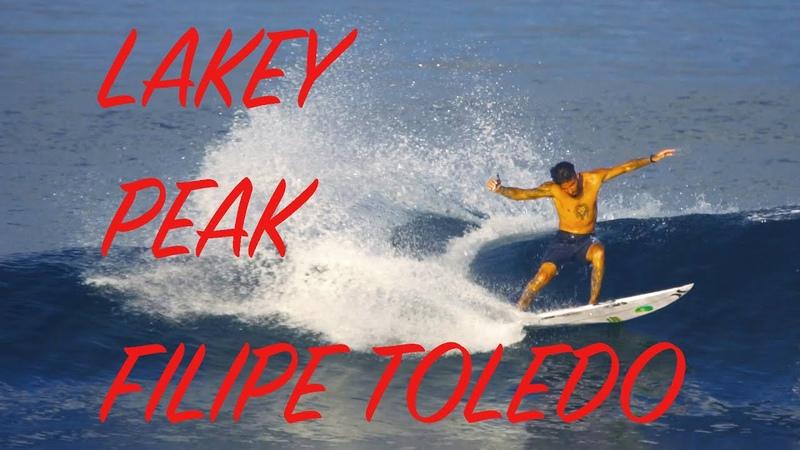 Filipe Toledo at Lakey Peak Sumbawa Inodesia Bali Surf