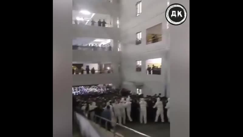 Обнаружили ковид на китайском вокзале Дерзкий Квадрат