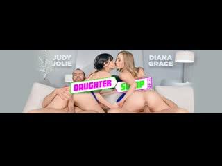 Judy Jolie, Diana Grace [PornMir, ПОРНО, new Porn, HD 1080, All Sex, Brunette, Doggystyle, Facial, Group, FFMM]